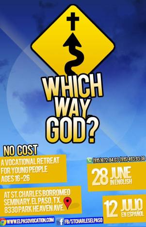 Which Way, God? 2014